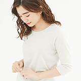Organic Cotton<br>2019 spring ladies